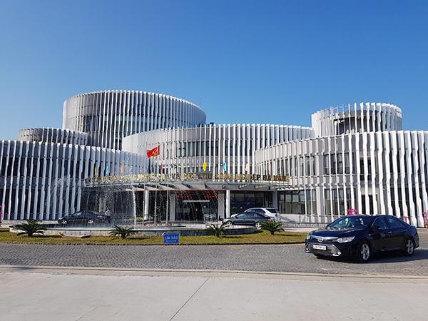 BQL Khu Công nghệ cao và các khu công nghiệp (KCN) Đà Nẵng.