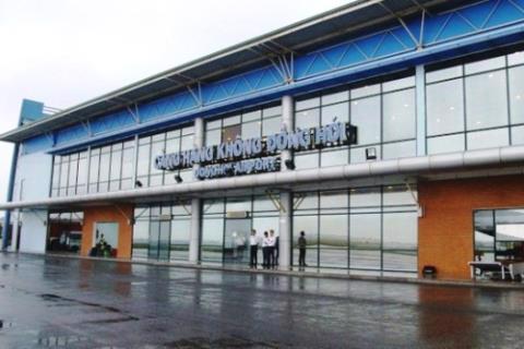 Chưa để ACV xây mới nhà ga sân bay Đồng Hới