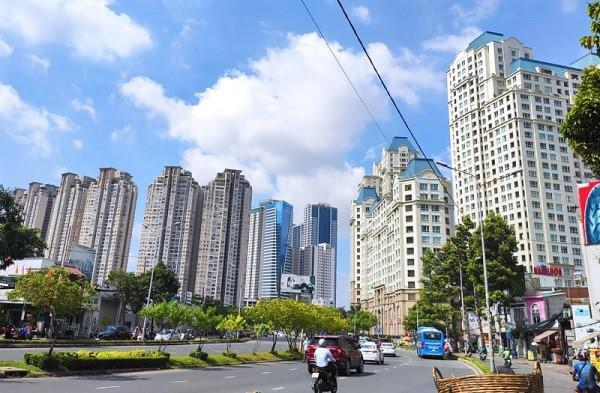 'Choáng' với giá đất tại TP Hồ Chí Minh, có nơi lên đến nửa tỷ đồng/ m2 - Ảnh 1