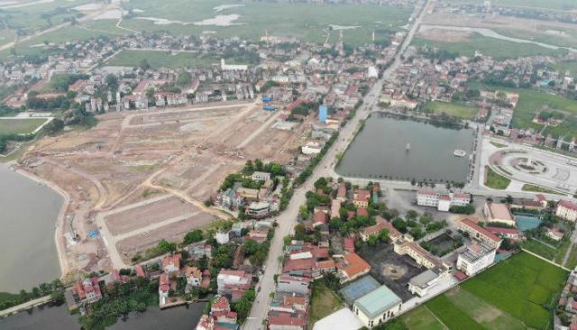 Bất động sản Bắc Giang đang từng bước hồi phục và khởi sắc khi liên tiếp có nhiều dự án quy mô lớn được phê duyệt trong thời gian qua.