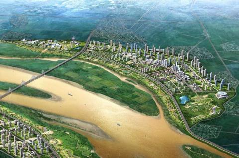 Quy hoạch sông Hồng không nên đi trước quy hoạch cơ bản? - Ảnh 1