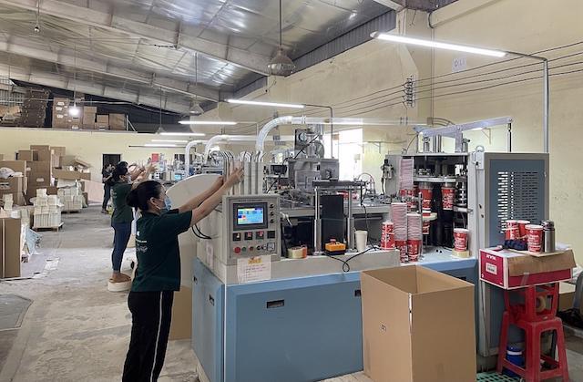 Nhiều doanh nghiệp nhỏ và vừa tại TP Hồ Chí Minh đang gặp khó khăn do dịch COVID-19.