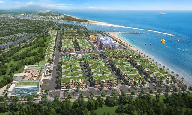La Gi sở hữu vị trí trung tâm của cung đường ven biển dài nhất Việt Nam: Long Hải – Hồ Tràm – Bình Châu – La Gi – Mũi Né.