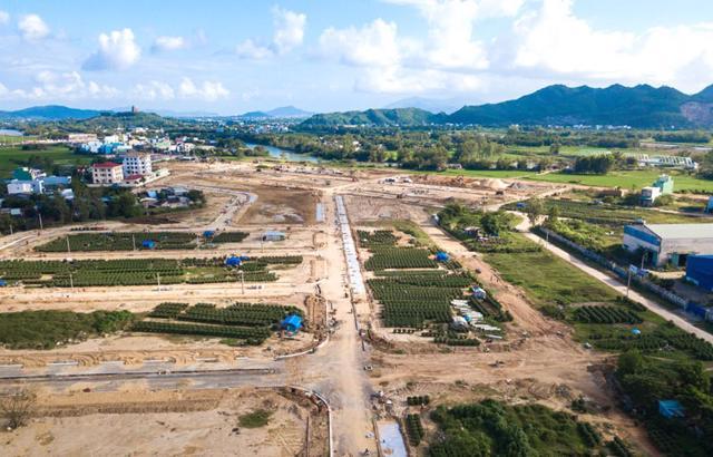 Giá bán thứ cấp phân khúc đất nền tại TP. Đà Nẵng có xu hướng giảm do tác động từ đại dịch covid 19.