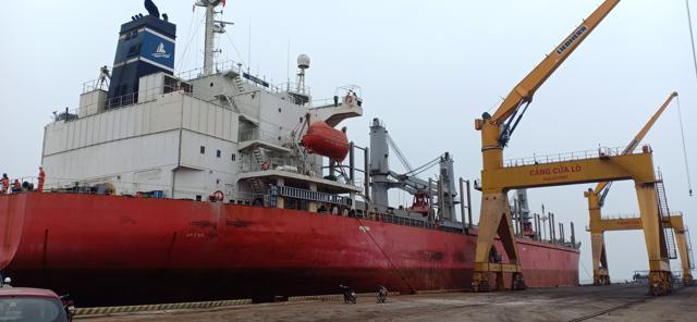 Nghệ An: Đầu tư hạ tầng logistics giúp doanh nghiệp xuất khẩu vượt đại dịch - Ảnh 1