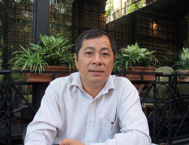 TS. Đinh Thế Hiển, chuyên gia kinh tế.