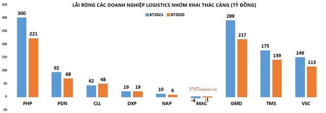 Chi phí vận chuyển tăng, lợi nhuận doanh nghiệp logistics biến động dữ dội - Ảnh 3