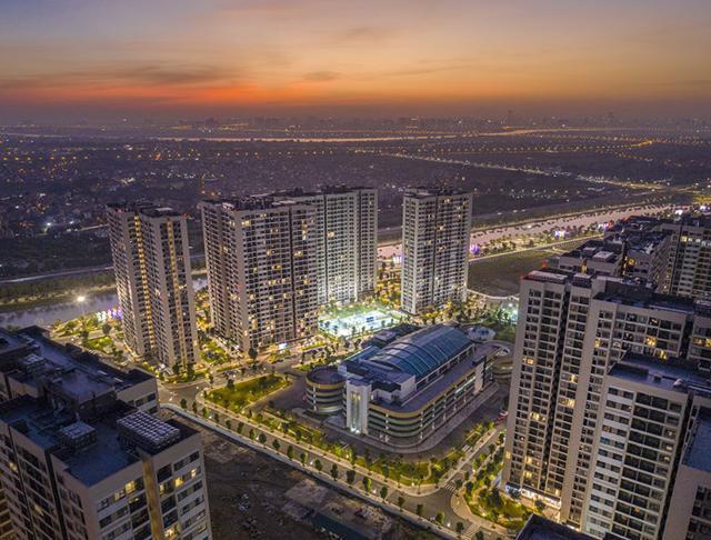 Nhiều dự án chung cư tại Hà Nội tăng giá.