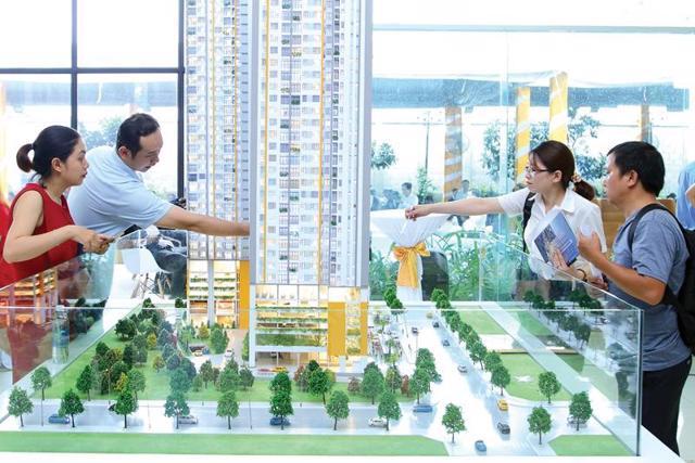 Người mua nhà cũng sẽ bị ảnh hưởng do doanh nghiệp BĐS gặp khó khăn về nguồn vốn.