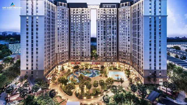 Chỉ từ 300 triệu đồng, khách hàng có thể sở hữu căn hộ thông minh giữa trung tâm du lịch Hạ Long