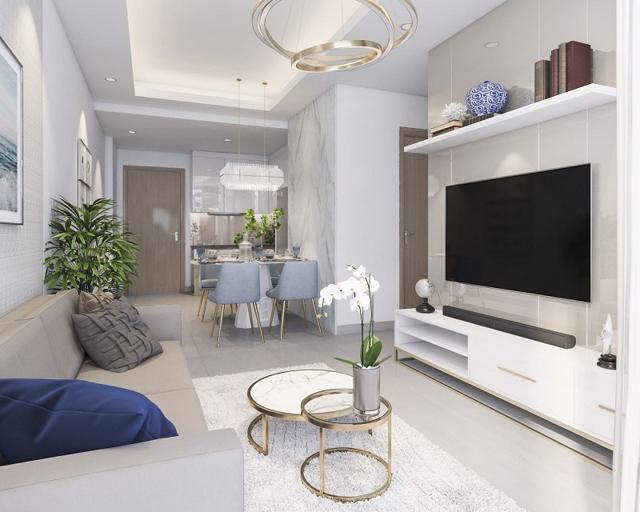 Chỉ từ 300 triệu sở hữu căn hộ thông minh 5 sao chuẩn Hàn giữa trung tâm thành phố du lịch Hạ Long - Ảnh 1