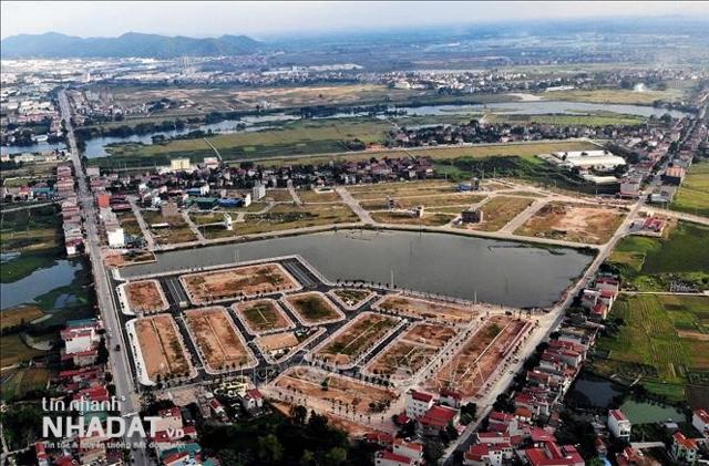 Thị trường nhà đất Bắc Giang đứng trước nguy cơ 'tái sốt' như thời điểm đầu năm 2021.