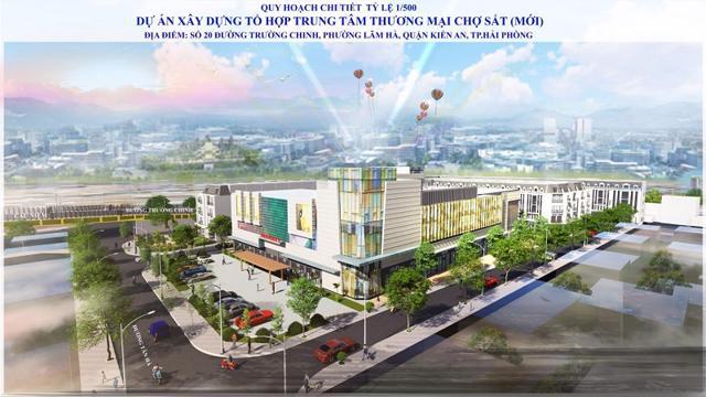 Bóng dáng TNG Holdings tại dự án gần 6.000 tỷ ở Hải Phòng - Ảnh 1