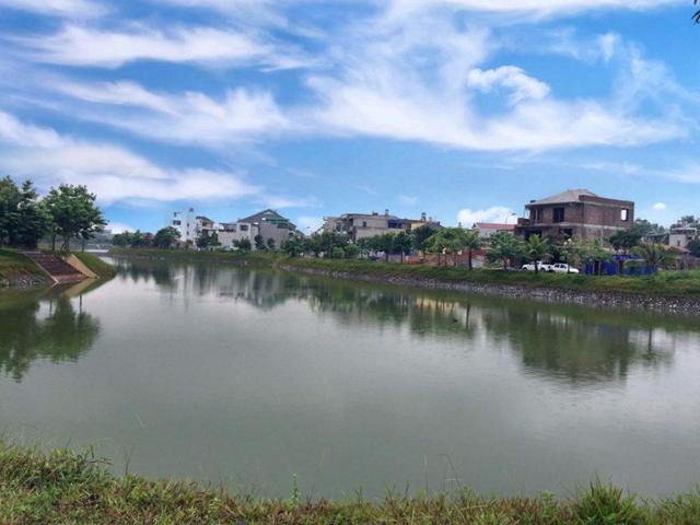 Dự án Khu đô thị hồ điều hòa Xương Rồng bị Thanh tra Chính phủ chỉ ra sai phạm về giao đất, định giá đất, các khoản tài chính.