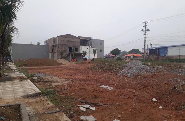 Hiện Thái Nguyên có nhiều dự án bị thanh tra, kể cả các khu công nghiệp cũng dính nhiều sai phạm về tiền thuế đất, giao đất, đầu tư xây dựng.