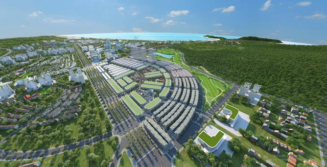 Bình Định kêu gọi đầu tư cho các dự án khu dân cư - Ảnh 1