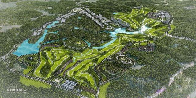 Lan Hưng và Công ty TNHH Vĩnh Thiện Đà Nẵng cạnh tranh nhau tại dự án Khu đô thị Tam Nông gần 1.800 tỷ đồng.