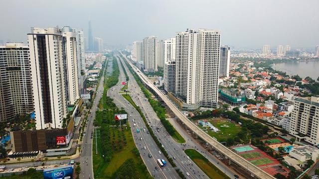 Giá bất động sản, đặc biệt là bất động sản Hà Nội từ nay tới cuối năm dự kiến sẽ không giảm.