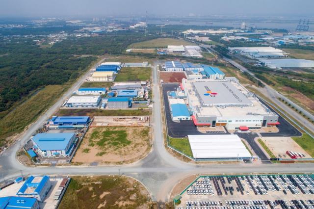 10 năm tới, số khu công nghiệp tại Việt Nam sẽ gấp 1,5 lần hiện nay. (Ảnh minh họa)