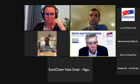Các doanh nghiệp EuroCham bày tỏ tin tưởng vào việc đầu tư tại Việt Nam