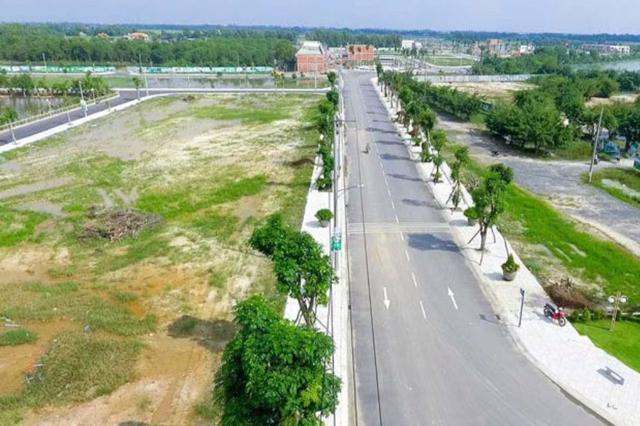 Tháng 8 vừa qua thị trường đất nền tại TP.HCM và các tỉnh giáp ranh chỉ ghi nhận 1 dự án mở bán mới. Ảnh minh hoạ