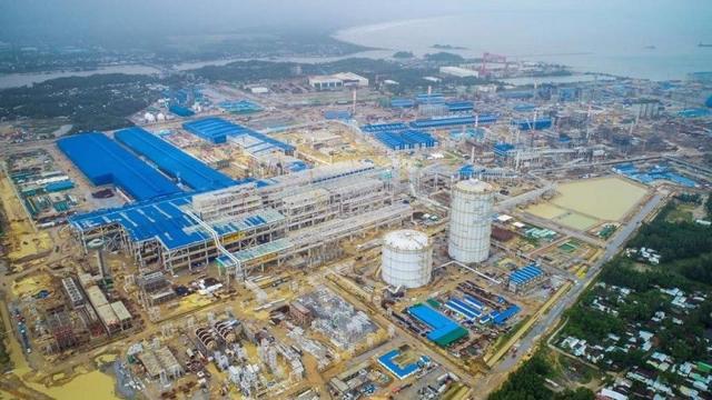 Hòa Phát đề xuất làm dự án hơn 21.000 tỷ tại Quảng Ngãi.