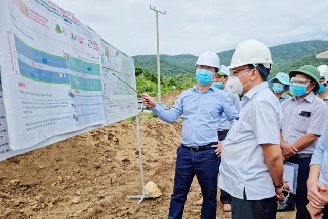 Ninh Thuận: Hỗ trợ tối đa để thực hiện dự án cao tốc Cam Lâm – Vĩnh Hảo - Ảnh 1
