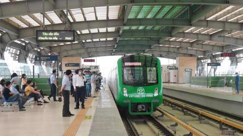 Dự án đường sắt Cát Linh - Hà Đông nhiều lần lỡ hẹn về đích.