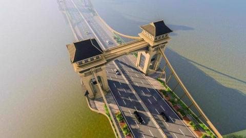 Kiến trúc gợi nhớ về vẻ đẹp cổ kính, thơ mộng của cầu Trần Hưng Đạo đã được Hà Nội thống nhất lựa chọn. Ảnh: TEDI