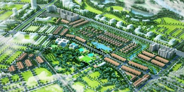 Thanh hóa sắp đón hàng loạt dự án khu đô thị.
