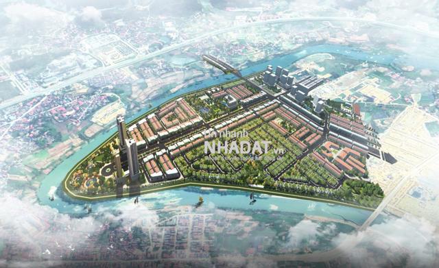 Phối cảnh dự án Khu đô thị mới Mai Pha – Lạng Sơn (Ảnh: Hải Phát Invest).