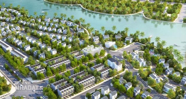 Phối cảnh KĐT mới An Bình I với tổng mức đầu tư gần 5.000 tỷ đồng.