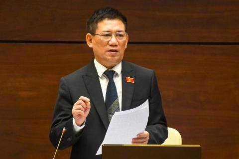 Bộ trưởng Bộ Tài chính Hồ Đức Phớc
