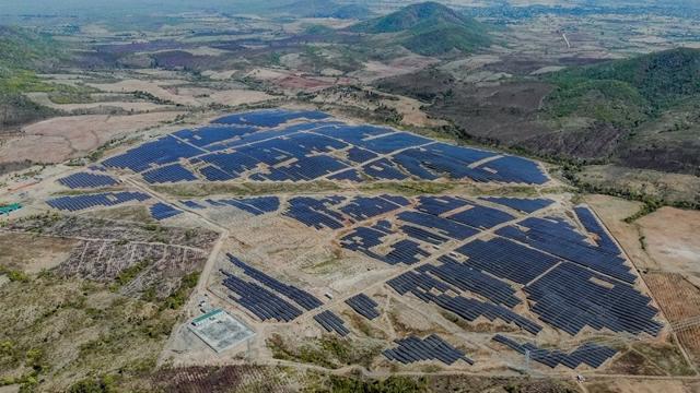EVN báo cắt giảm năng lượng tái tạo,BB Groupthoái vốn khỏi cụm quang điện Mỹ Sơn - Ảnh 1