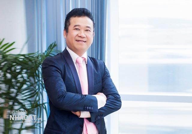 Ông Đặng Thành Tâm – chủ tịch HĐQT Tập đoàn Đầu tư Sài Gòn.