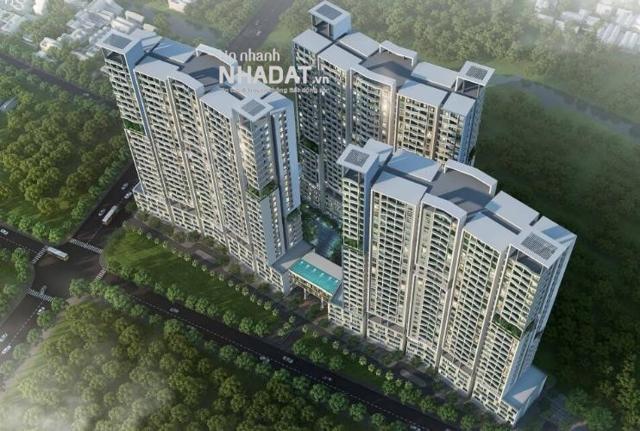 Phối cảnh dự án Căn hộ The Elysium Quận 7, TP Hồ Chí Minh do Đức Long Gia Lai làm chủ đầu tư.