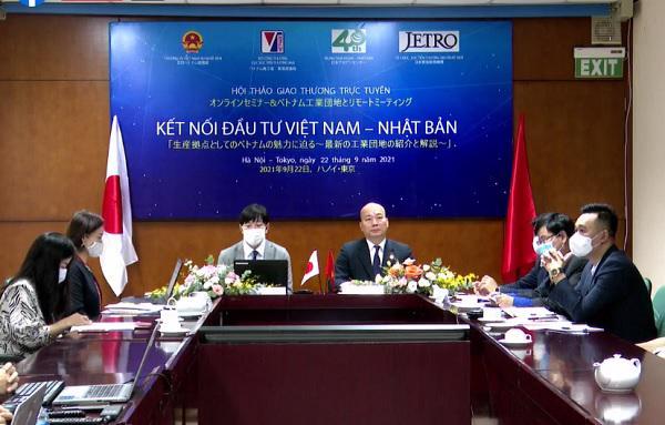 Quang cảnh Hội thảo tại đầu cầu Hà Nội.