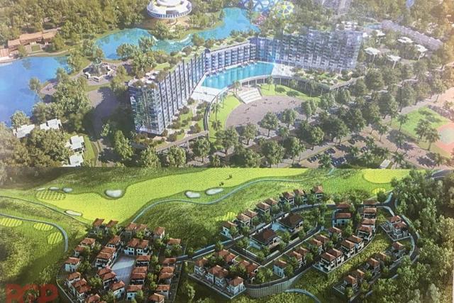 Dự án Khu đô thị gần 900 ha của FLC tại Bắc Giang được thông qua nhiệm vụ quy hoạch - Ảnh 1