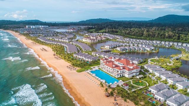 Bất động sản nghỉ dưỡng Phú Quốc sẽ khởi sắc khi Phú Quốc được chọn là nơi thí điểm đón khách quốc tế có hộ chiếu vaccine