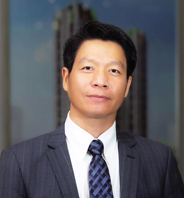 Ông Ngô Quang Phúc, CEO Phú Đông Group.