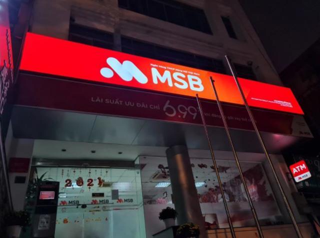 MSB: Dư địa tăng trưởng tín dụng cao nhất ngành, nợ xấu và nợ tiềm ẩn tăng nhanh - Ảnh 2