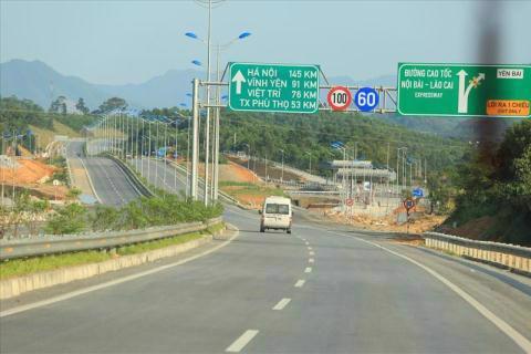 Đề xuất đầu tư hơn 8.700 tỷ đồng nối Hà Giang với cao tốc Nội Bài-Lào Cai giai đoạn 1.