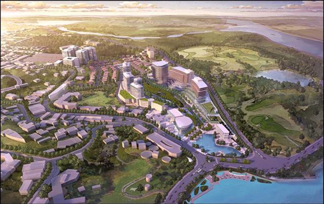 Chủ đầu tư KĐT Đại Ninh vừa nộp 100 tỷ, Lâm Đồng yêu cầu nộp BCTC kiểm toán và cam kết không chuyển nhượng dự án - Ảnh 1