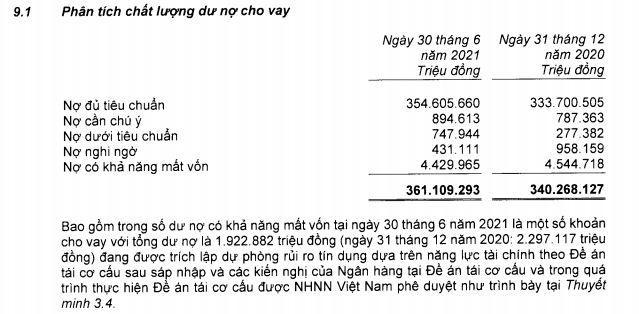Đâu là con số thật về nợ xấu, nợ tiềm ẩn tại Sacombank? - Ảnh 3