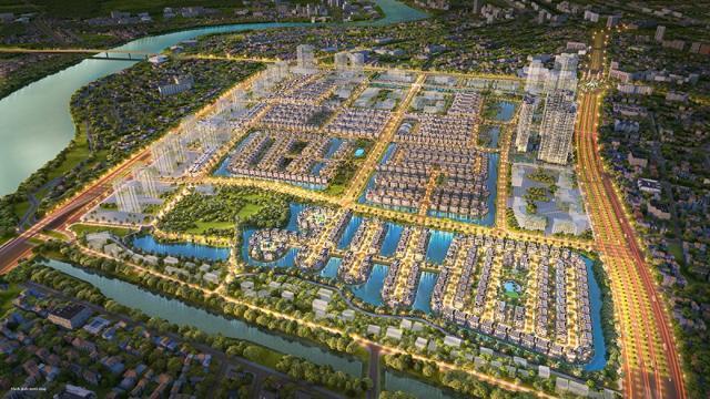 Vinhomes Star City ra mắt phân khu hướng dương – Tinh hoa kiến trúc phong cách Resort Venice - Ảnh 1