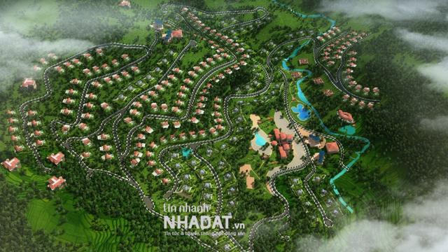 Dự án Viên Nam Resort Hòa Bình do R&H làm chủ đầu tư.