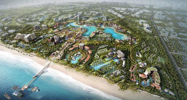 Nam Hội An xin chuyển 'siêu' dự án khu nghỉ dưỡng 4 tỷ USD thành khu đô thị, tỉnh Quảng Nam nói gì? - Ảnh 1