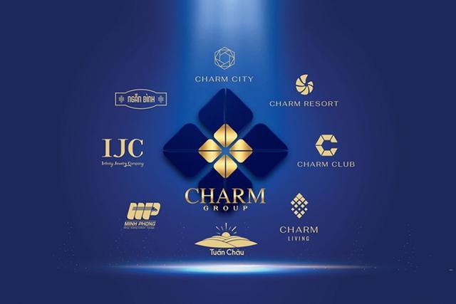 Hệ sinh thái của Charm Group.
