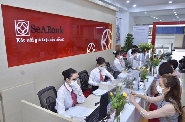 SeABank tăng vốn điều lệ lên gần 13.425 tỷ đồng - Ảnh 1