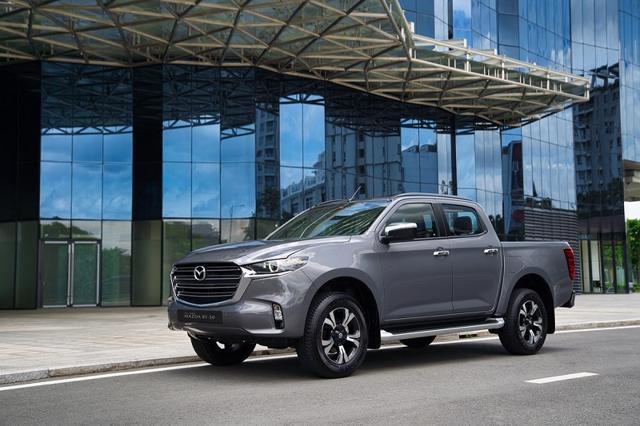 Mazda BT-50 hoàn toàn mới: Tiện nghi như mẫu SUV đa dụng - Ảnh 2